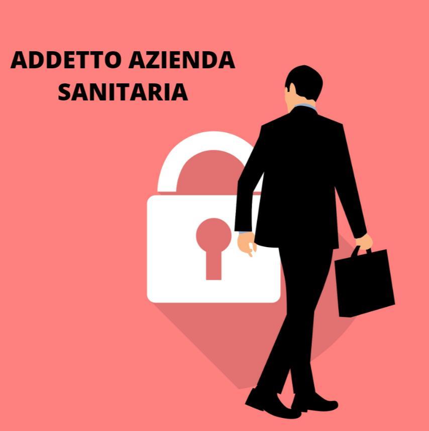 Addetto privacy sanità